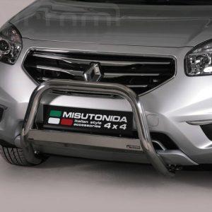 Renault Koleos 2011 - EU engedélyes Gallytörő rács - mt-133