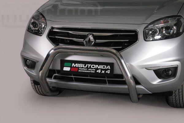 Renault Koleos 2011 - EU engedélyes Gallytörő rács - U alakú - mt-157