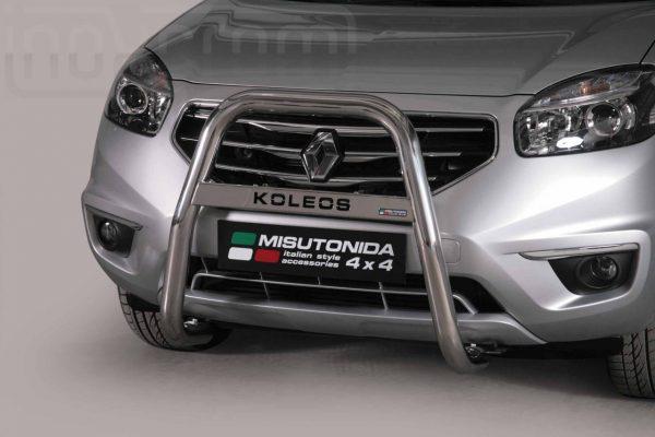 Renault Koleos 2011 - EU engedélyes Gallytörő rács - magasított feliratos - mt-218