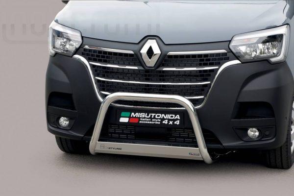Renault Master 2019 - EU engedélyes Gallytörő rács - mt-133