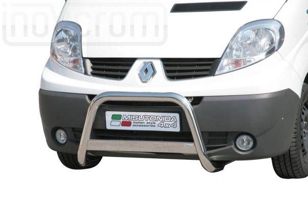 Renault Trafic 2007 2013 - EU engedélyes Gallytörő rács - mt-219
