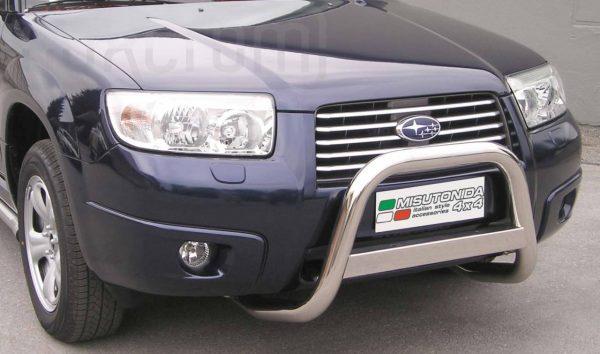 Subaru Forester 2006 2007 - EU engedélyes Gallytörő rács - mt-219