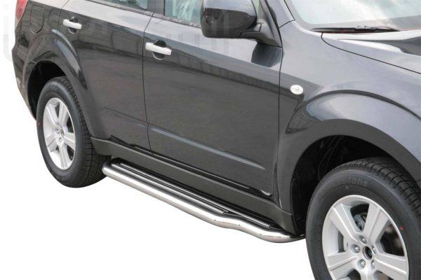 Subaru Forester 2008 2012 - Lemezbetétes oldalfellépő - mt-221