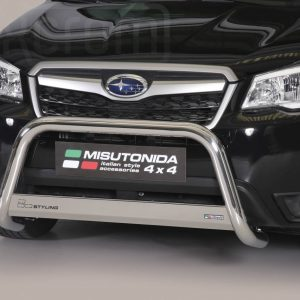 Subaru Forester 2013 2015 - EU engedélyes Gallytörő rács - mt-133