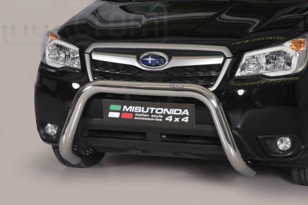 Subaru Forester 2013 2015 - EU engedélyes Gallytörő rács - U alakú - mt-157