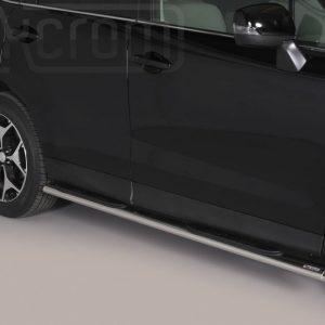 Subaru Forester 2013 2015 - Ovális oldalfellépő - mt-192