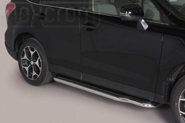 Subaru Forester 2013 2015 - Lemezbetétes oldalfellépő - mt-221