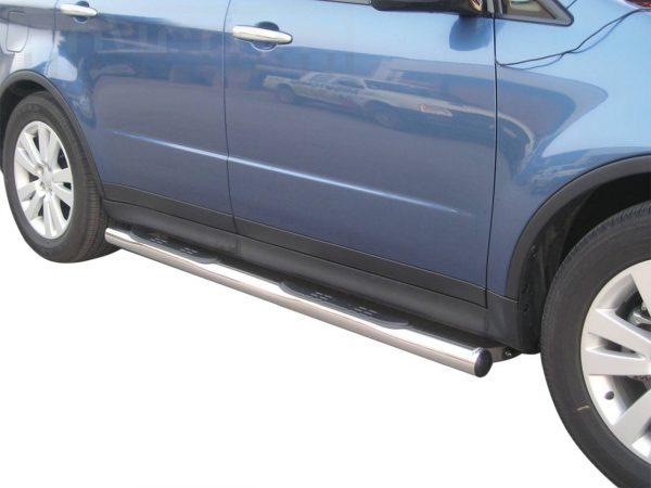 Subaru Tribeca 2008 - Csőküszöb, műanyag betéttel - mt-178