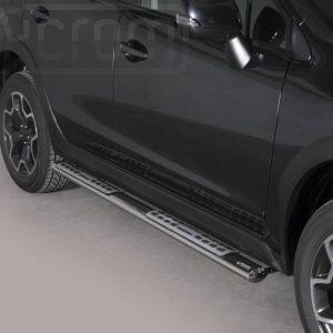 Subaru Xv 2012 - ovális oldalfellépő betéttel - mt-111