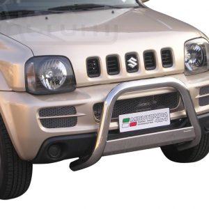 Suzuki Jimny 2006 2012 - EU engedélyes Gallytörő rács - mt-133