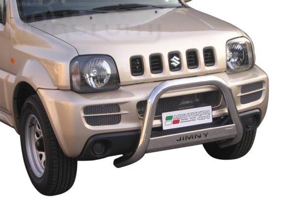 Suzuki Jimny 2006 2012 - EU engedélyes Gallytörő rács - feliratos - mt-153