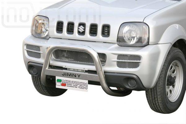 Suzuki Jimny 2006 2012 - EU engedélyes Gallytörő rács - feliratos - mt-220