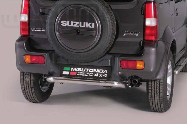 Suzuki Jimny 2012 2017 - Hátsó lökhárító - mt-229