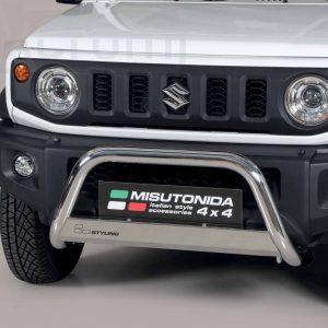 Suzuki Jimny 2018 - EU engedélyes Gallytörő rács - mt-133
