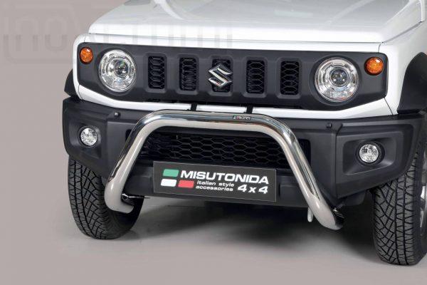 Suzuki Jimny 2018 - EU engedélyes Gallytörő rács - U alakú - mt-157