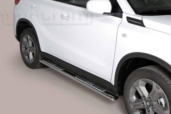 Suzuki Vitara 2015 2018 - ovális oldalfellépő betéttel - mt-111