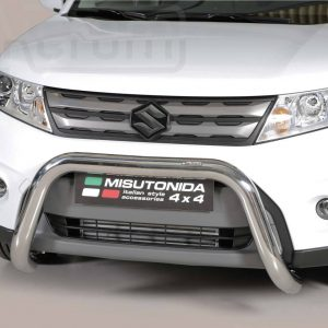 Suzuki Vitara 2015 2018 - EU engedélyes Gallytörő rács - U alakú - mt-157