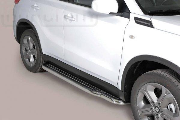 Suzuki Vitara 2015 2018 - Lemezbetétes oldalfellépő - mt-222
