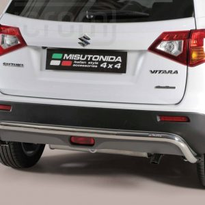 Suzuki Vitara 2015 2018 - Hátsó lökhárító - mt-229