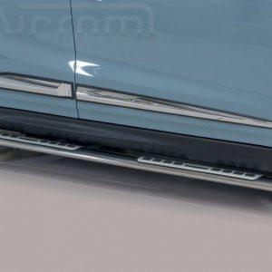 Suzuki Vitara 2019 - ovális oldalfellépő betéttel - mt-111