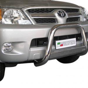 Toyota Hi Lux Double Cab 2006 2011 - EU engedélyes Gallytörő rács - mt-133