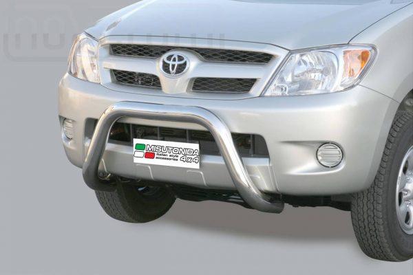 Toyota Hi Lux Double Cab 2006 2011 - EU engedélyes Gallytörő rács - U alakú - mt-157