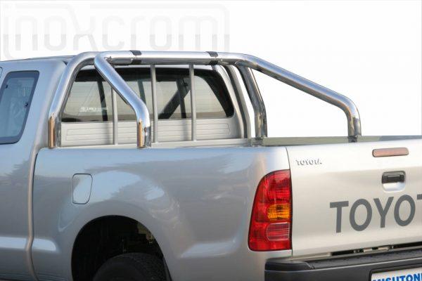 Toyota Hi Lux Double Cab 2006 2011 - Szimpla borulásvédő - mt-246