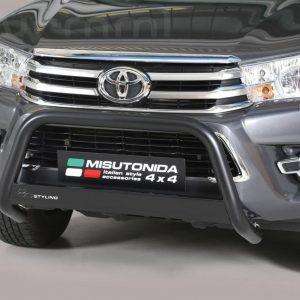 Toyota Hi Lux Double Cab 2016 2018 - EU engedélyes Gallytörő rács - mt-139