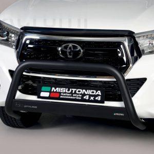 Toyota Hi Lux Double Cab 2019 - EU engedélyes Gallytörő rács - mt-139