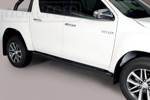 Toyota Hi Lux Double Cab 2019 - Ovális oldalfellépő - mt-201