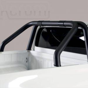 Toyota Hi Lux Double Cab 2019 - Dupla borulásvédő - rövid - mt-238