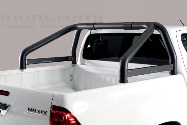 Toyota Hi Lux Double Cab 2019 - Szimpla borulásvédő - összekötővel - mt-265