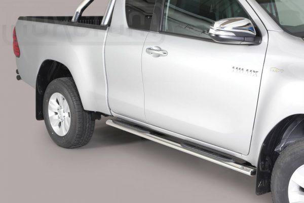 Toyota Hi Lux Extra Cab 2016 - Ovális oldalfellépő - mt-192
