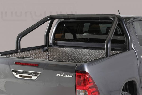 Toyota Hi Lux Extra Cab 2016 - Szimpla borulásvédő - mt-256