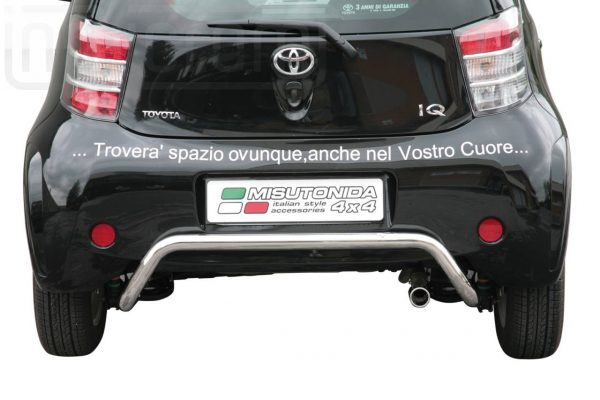 Toyota Iq 2009 - Hátsó lökhárító - mt-229