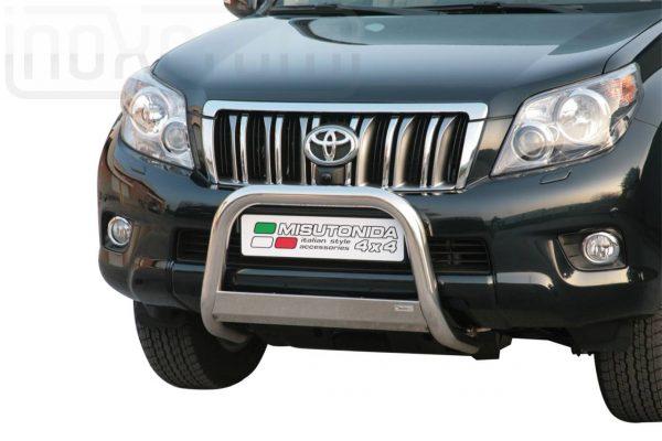 Toyota Land Cruiser 150 3 Ajtos 2009 2013 - EU engedélyes Gallytörő rács - mt-219