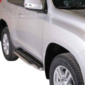 Toyota Land Cruiser 150 3 Ajtos 2009 2013 - Lemezbetétes oldalfellépő - mt-221