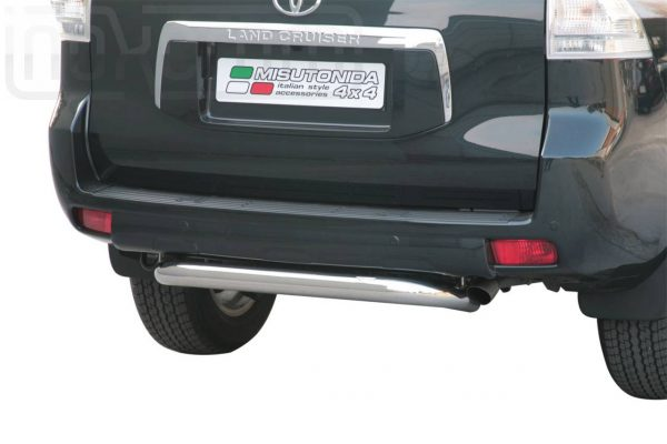 Toyota Land Cruiser 150 3 Ajtos 2009 2013 - Hátsó lökhárító - mt-229
