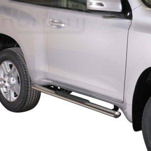 Toyota Land Cruiser 150 3 Ajtos 2014 2017 - Ovális oldalfellépő - mt-192