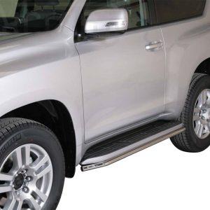 Toyota Land Cruiser 150 3 Ajtos 2014 2017 - oldalsó csőküszöb - mt-274