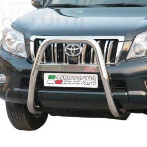 Toyota Land Cruiser 150 5 Ajtos 2009 2013 - EU engedélyes Gallytörő rács - magasított - mt-214