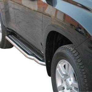 Toyota Land Cruiser 150 5 Ajtos 2009 2013 - Lemezbetétes oldalfellépő - mt-221