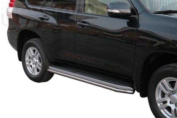 Toyota Land Cruiser 150 5 Ajtos 2009 2013 - oldalsó csőküszöb - mt-274