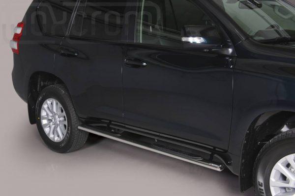 Toyota Land Cruiser 150 5 Ajtos 2014 2017 - Ovális oldalfellépő - mt-192