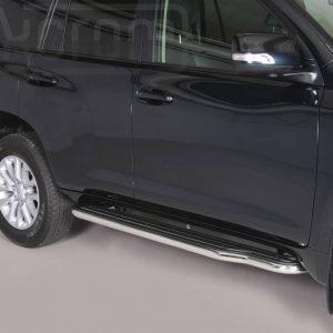 Toyota Land Cruiser 150 5 Ajtos 2014 2017 - Lemezbetétes oldalfellépő - mt-221