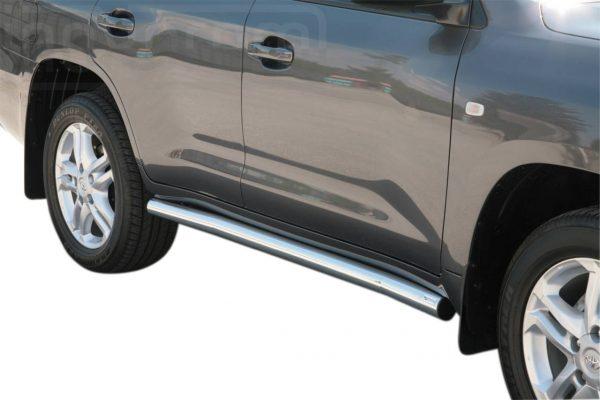 Toyota Land Cruiser V8 200 2008 2015 - oldalsó csőküszöb - mt-275