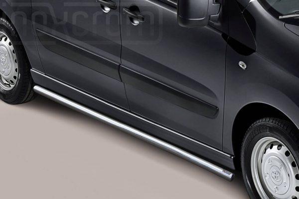 Toyota Proace Swb Mwb 2014 2015 - oldalsó csőküszöb - mt-285