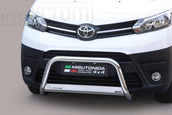 Toyota Proace Swb Mwb Lwb 2016 - EU engedélyes Gallytörő rács - mt-132