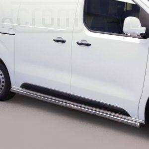 Toyota Proace Swb Mwb Lwb 2016 - oldalsó csőküszöb - mt-290