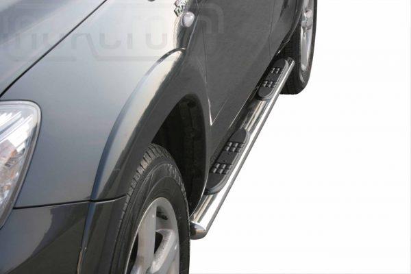 Toyota Rav 4 2006 2009 - Ovális oldalfellépő - mt-192